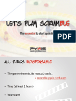Slides PDF - Scrumble En