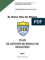 Plan de Grd - 2017