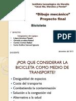bicicleta 3d