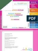Fichas Secundaria Fase Intensiva-cte 2018-19
