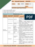 Planeación Diagnóstica (Eduación Socioemocional)
