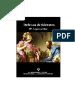 Defensa de Sócrates. Mª Ángeles Díaz. La Memoria de Calíope.