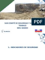 Informe Sub Comite Abril 18