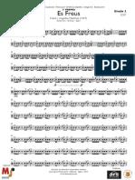 ES_FREUS - Percusión - 2 ( Caja y cortina )