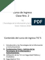 Cuadernillo TIC 2018-Clase2