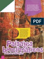 Biomas 1 - Bosques - El Escolar
