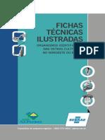 Fichas Técnicas Ilustradas Organismos Identificados Nas Ostras Cultivadas No Nordeste Do Brasil