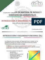 Taller en Materia de Riesgo y Emergencias Ambientales