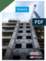 Catalogo Construtoras