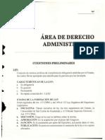 DERECHO ADMINISTRATIVO EN GUATEMALA