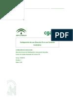 Configuracion Ip Guadalinex Edu