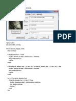Agregar Modificar y Eliminar en Excel