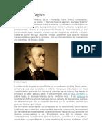 Biografia de Richard Wagner