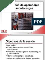 267617928 Mantenimiento de Montacargas 1 PDF