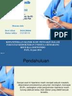 Tutorial Hipertensi