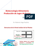 Biotecnología Alimentaria (Clase 15)