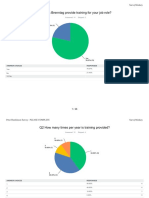 BAPD FINAL PROJECT  Questionnaire Results