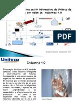 Industrias 4.0 Lista