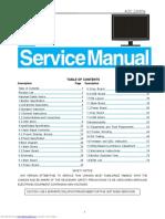 AOC 2241pa - Service Manual