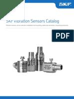 Vibration sensors catalog