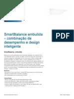 Philips Luminarias de Embutir Comf3329-Pss-pt_br