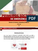 Curso Primeiros Socorros de Emergencia Fcfrp