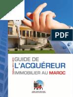 Guide de l'Acquéreur Immobilier Au Maroc 2014
