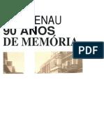 Acib Blumenau 90 Anos de Memória