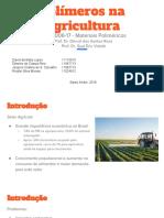 Polímeros Na Agricultura