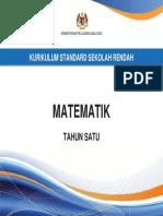 Dokumen Standard Matematik Tahun 1.pdf
