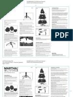 75 Christmas Tree Manual