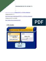 CTS+ Configuracion NW 7.3