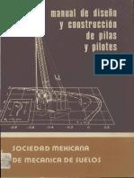 Manual Pilas y Pilotes Smig