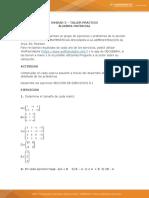 Actividad 6 Algebra