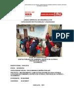 Informe Plan de Capacitaciòn