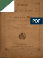 Relatório Anual do Museu Nacional