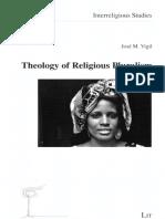 Vigil, Jose Maria - Teologia Do Pluralismo Religioso