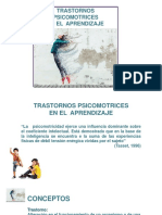 TRNASTORNOS PSICOMOTRIES