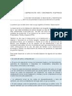 aPLICACION DE LA NiC 16  DEPRECIACION DE ACTIVOS