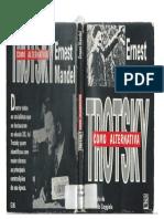 MANDEL, Ernest. Trotsky como alternativa (comprimido).pdf