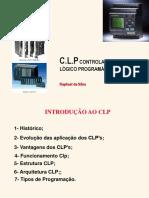 CLP - Esquema Elétrico-Ladder