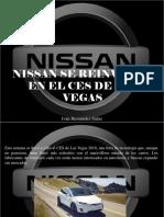 Iván Hernández Dalas - Nissan Se Reinventó en El CES de Las Vegas