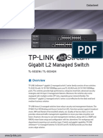 TL-SG3216 V2 Datasheet
