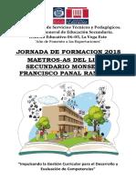 Logo de La Jornada Del Centro.