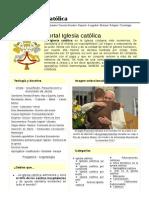 Portal Iglesia Católica