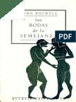 Boswell John - Las Bodas de La Semejanza