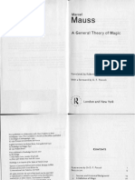 Mauss - A General Theory of Magic.pdf