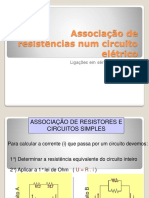 Associação de Resistências