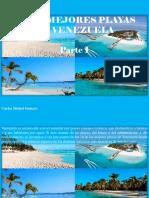 Carlos Michel Fumero - Las 10 Mejores Playas de Venezuela, Parte I