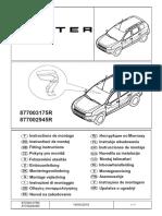 Manuales renault duster